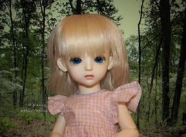 Portrait of Emily by Kelaria-Daye