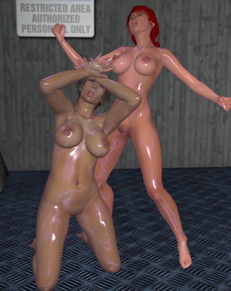 Two More Wax Beauties by Drakedrakedrake1