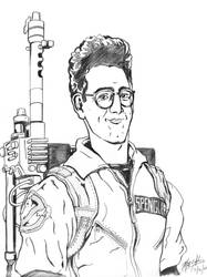 Egon Sketch by hiredhand