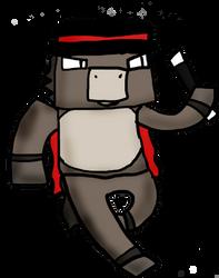 (Minecraft) DonkeyHoudini by Mario28037