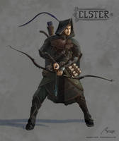 Elster by Vaejoun