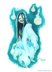 Ghost by Vaejoun