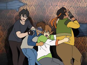 Halloween 2017 by animemyster