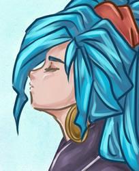 Schala Zeal by animemyster