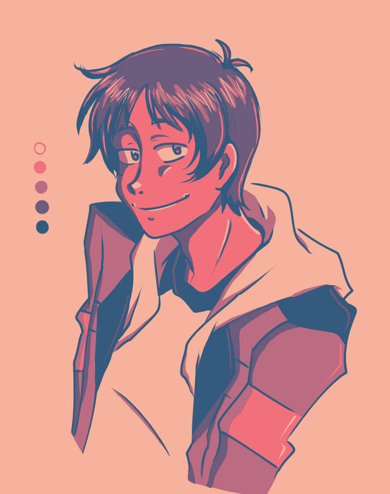 Colour Palette Challenge #3 by animemyster