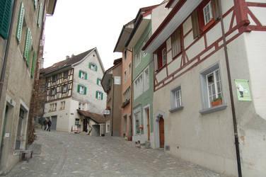 Baden uphill by Lu1se