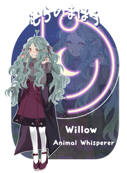 mnm :: willow by AmaiCandy