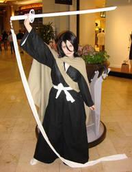 Shinigami Rukia by ameliagreywords