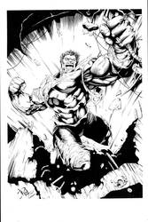 Hulk INKS by Vandal1z