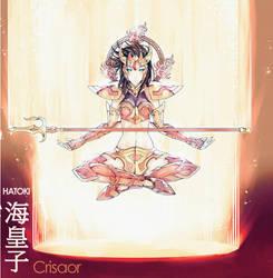 Hatoki Crisaor by HiroKorikage
