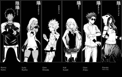 YYS15 by HiroKorikage
