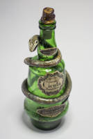Serpentine Bottle by FraterOrion