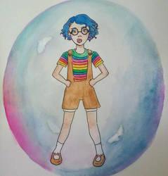 Bubble gum by Mairuchi
