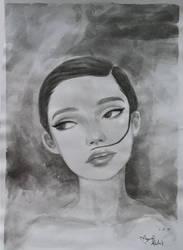 Monochrome study by Mairuchi