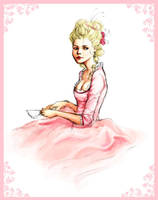 Marie Antoinette by pixieC