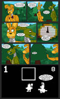 Spring-trapped #27 - The Buddy System by RuneVix