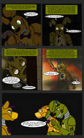 Spring-trapped #107 - Back From Flashback by RuneVix