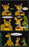 Spring-trapped #108 - Cool Motive, Still Murder by RuneVix