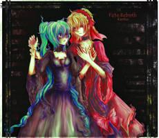 Fate:Rebirth by ShidouKoji555