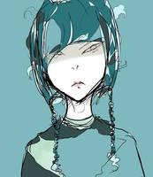 MIKU [Weird Dream] by ShidouKoji555