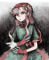 Okneria -the girl- by ShidouKoji555