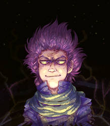 We all can become our own heros - Shinsou - MHA by Choco-Floof