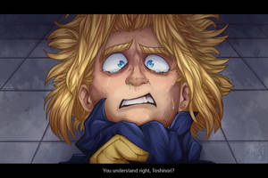 You understand right?-All Might rising - Toshinori by Choco-Floof