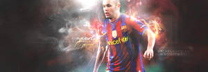 Andres Iniesta by M1ch3l3
