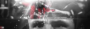 Mark van Bommel by M1ch3l3