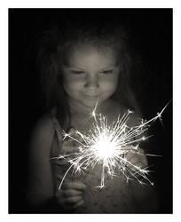Sparkler... by jkiner