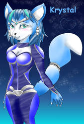 Krystal by Bowser2Queen