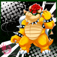 THIS IS BOWSER by Bowser2Queen