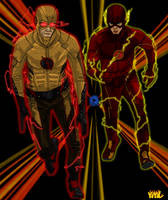 Not Fast Enough, Flash! by IronAvenger1234
