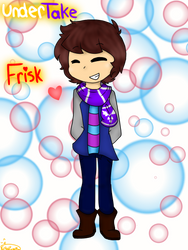 UTA! Frisk by EchoJustice