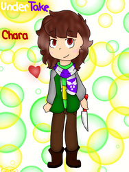 UTA! Chara by EchoJustice