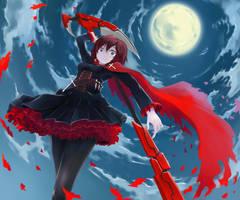 Ruby fanart by Ocamint