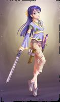 Inari 2 by TheRogueSPiDER