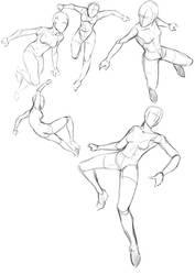 Gesture Studies3 by EduardoGaray