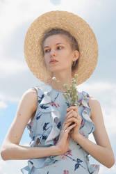 Blue Sky by AnastasiaStaroselets