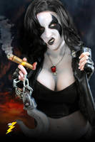 Lobo Chain Cosplay by megmurrderher