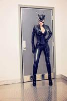 Catwoman Cosplay - Returns by megmurrderher