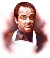 Mr Crowley by rivertem