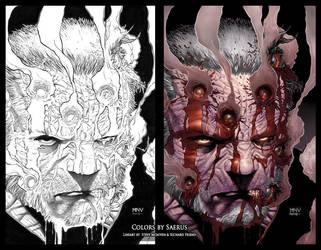 Old Man Logan by Saerus-Coloring