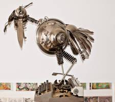 Crow3 by Muti-Valchev