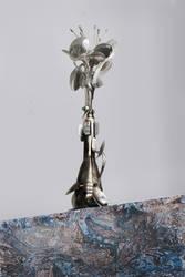 Flower III by Muti-Valchev