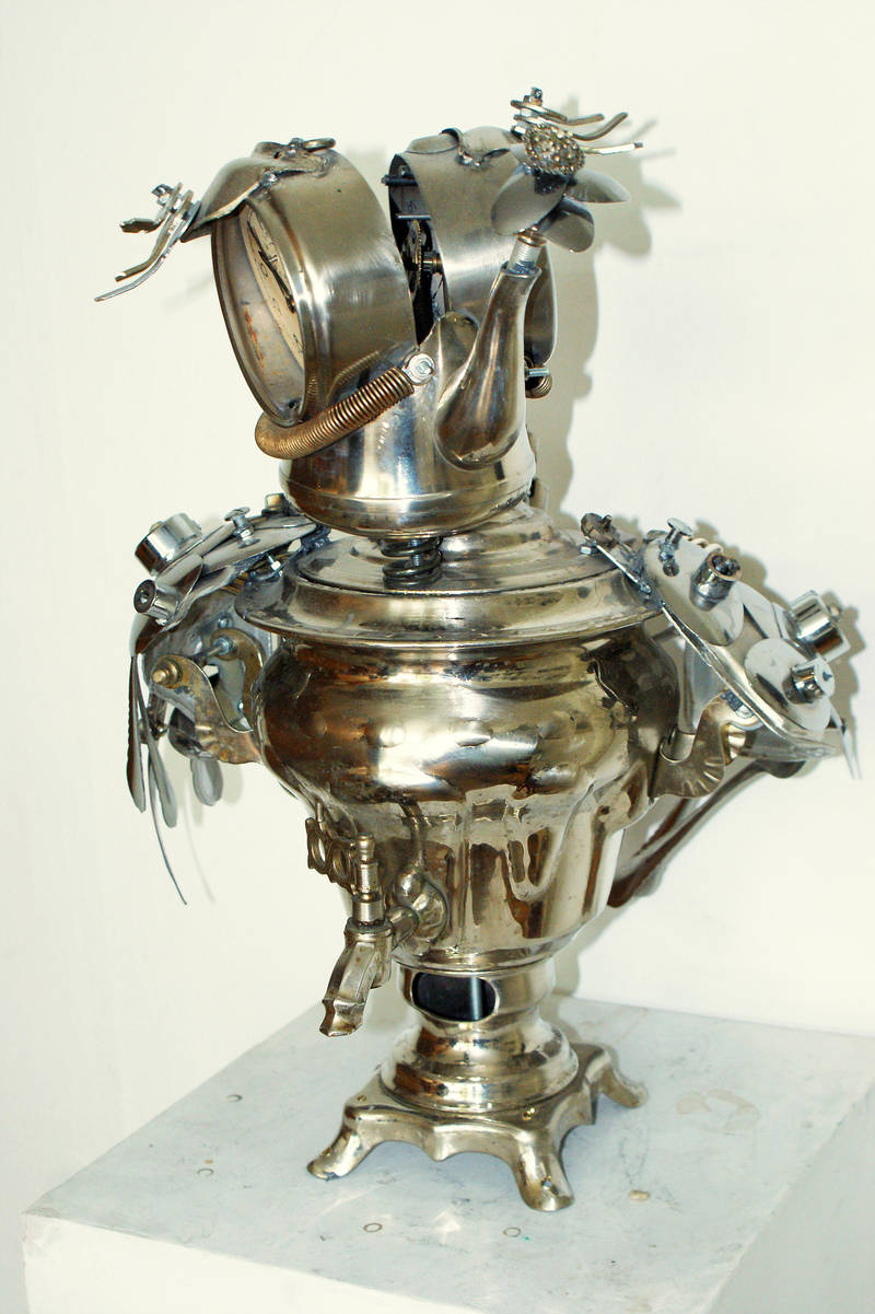 Clock bird 1 by Muti-Valchev
