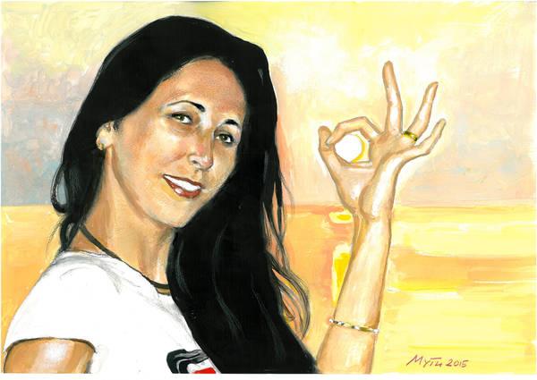 Portrait by Muti-Valchev