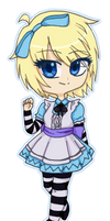 CM - Alice by KizKen