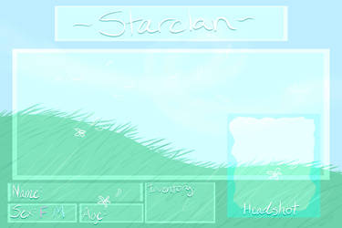 Starclan Ref Sheet by BeadFeather