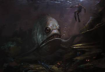 Fishing Bait by RAPHTOR
